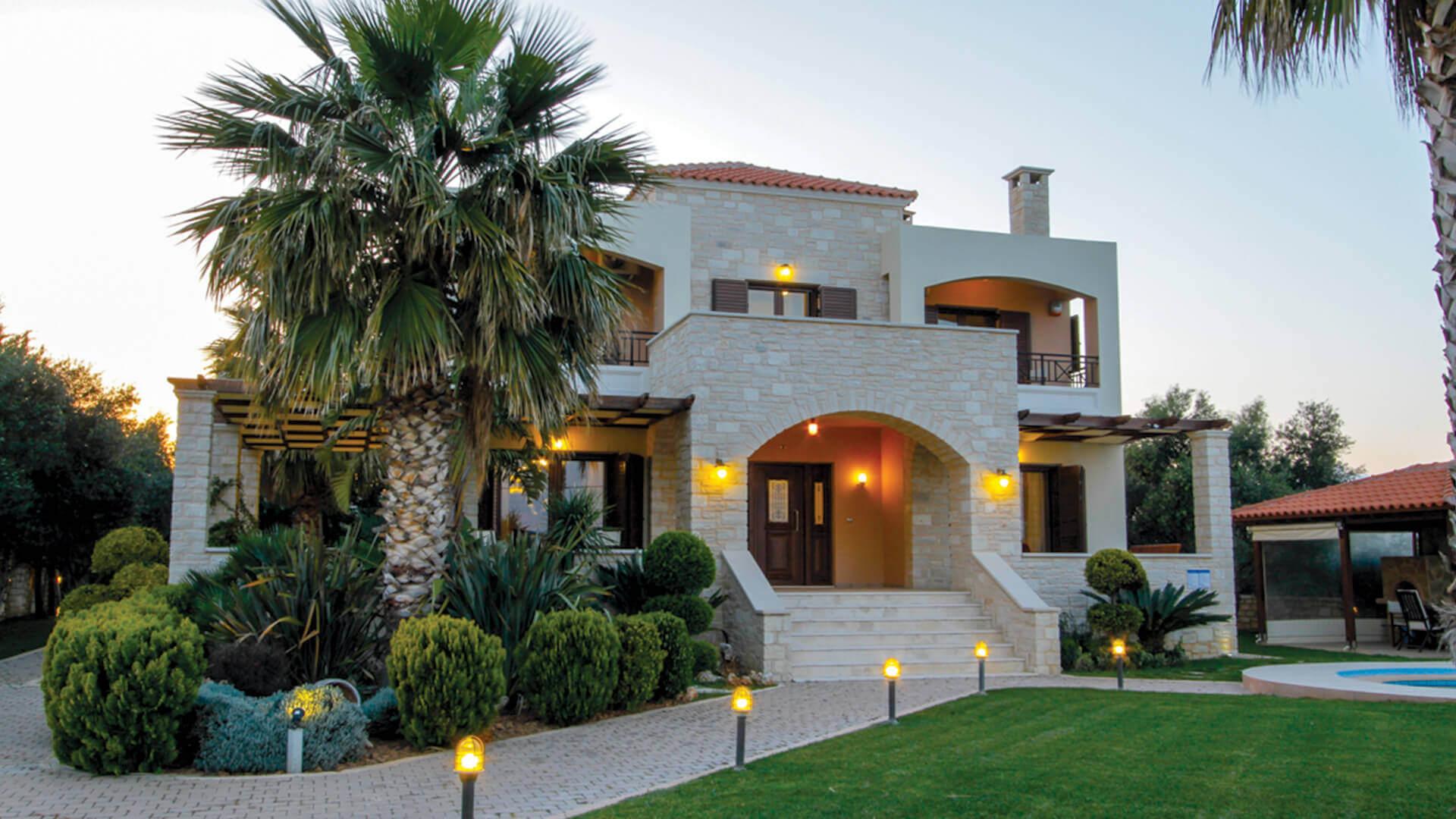 Luxury Villa for Sale in Kolymbari - Minoan Homes